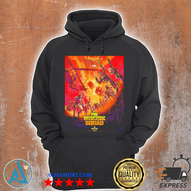 A james gunn film boom The suicide squad fandome 2020 s Unisex Hoodie