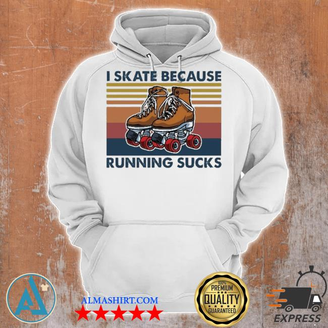 I stake because running ducks vintage s Unisex Hoodie