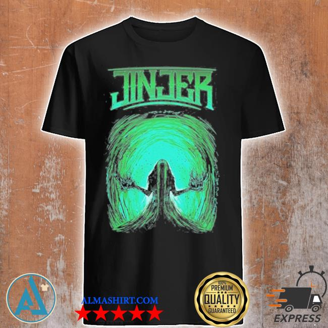 Jinjer pit of consciousness night shift merch shirt