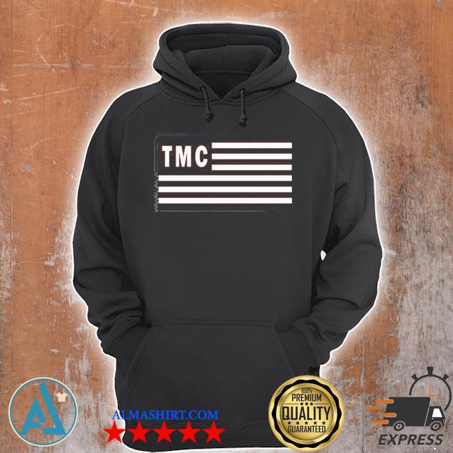 The marathon clothing merch tmc flag s Unisex Hoodie