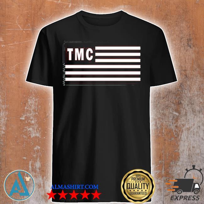 The marathon clothing merch tmc flag shirt