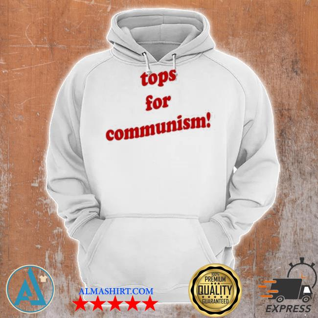 Tops for communism whosken s Unisex Hoodie