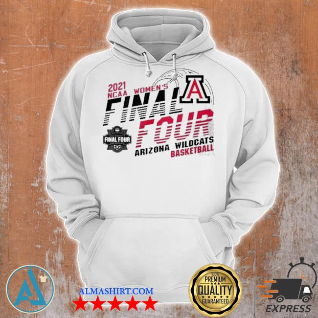 2021 ncaa women's final four Arizona wildcats basketball s Unisex Hoodie