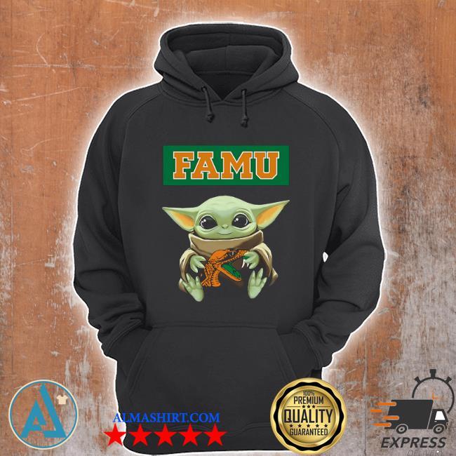 Baby Yoda hug famu Star wars s Unisex Hoodie