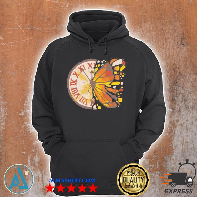 Butterfly time new 2021 s Unisex Hoodie