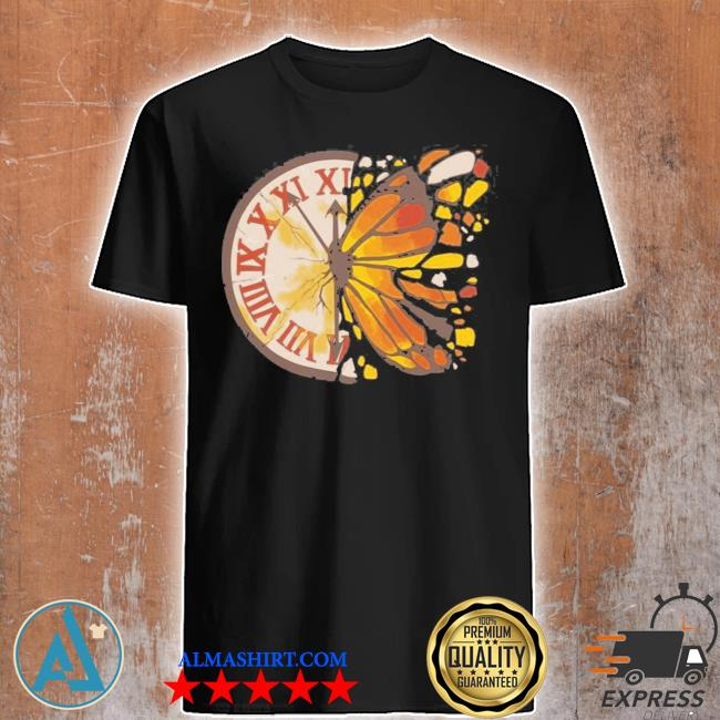 Butterfly time new 2021 shirt