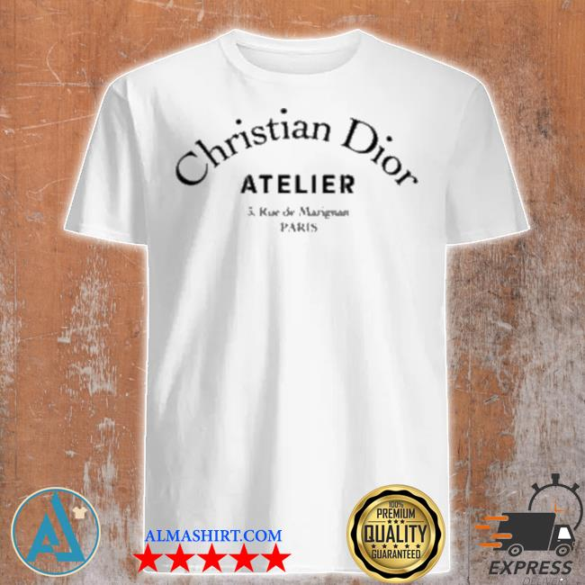 Christian dior atelier diors christian dior atelier 3 rue de marignan paris shirt