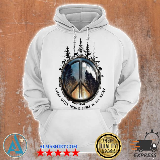 Every little thing is gonna be all right new 2021 s Unisex Hoodie