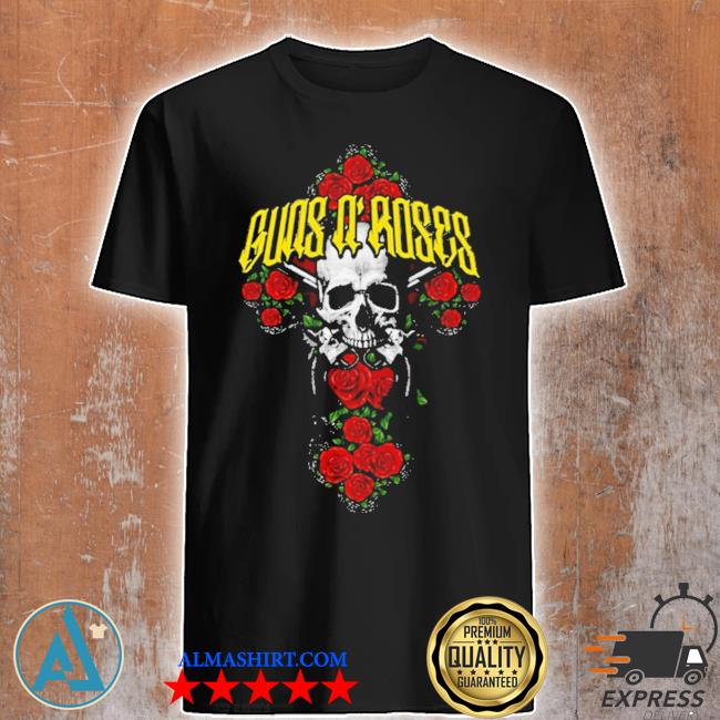 Gn roses best version new 2021 shirt