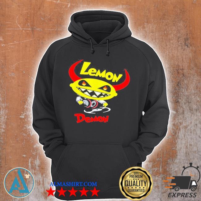 Lemon demon dj new 2021 s Unisex Hoodie