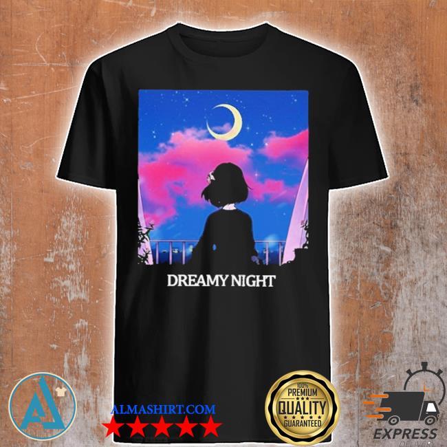 lilypichu dreamy night new 2021 shirt
