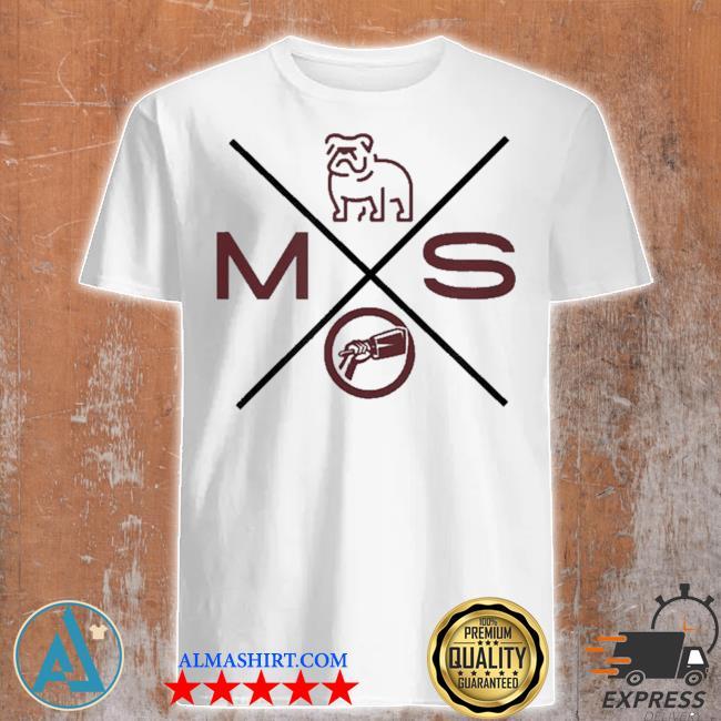 Miss state dogs university life new 2021 shirt