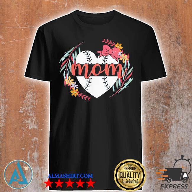 Mom baseball for women baller new 2021 shirt