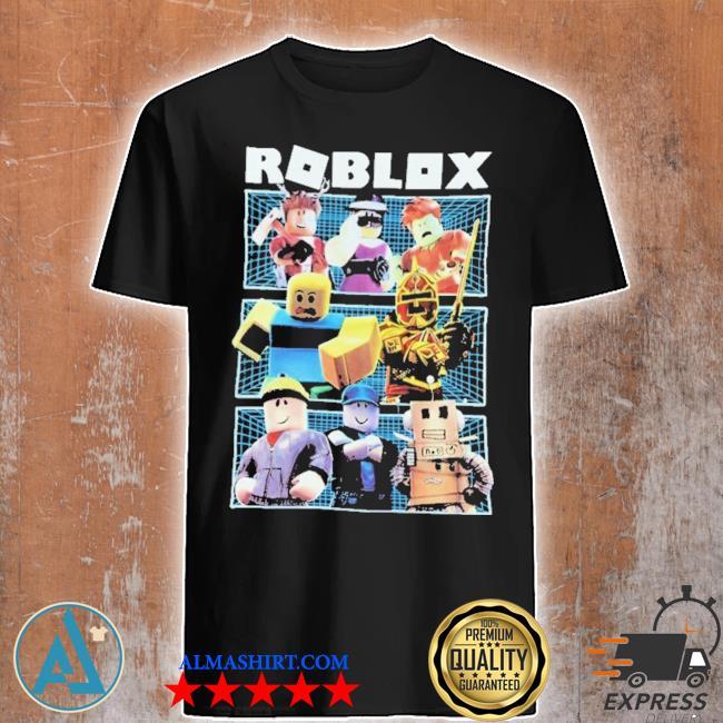 Roblox new 2021 shirt