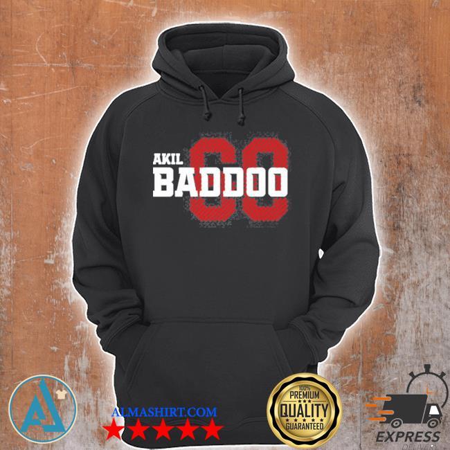 Akil baddoo signature s Unisex Hoodie