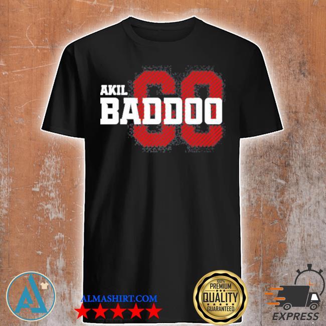 Akil baddoo signature shirt