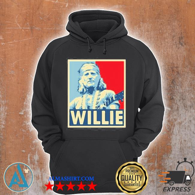 American legend music willie nelson retro s Unisex Hoodie