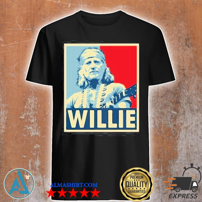 American legend music willie nelson retro shirt