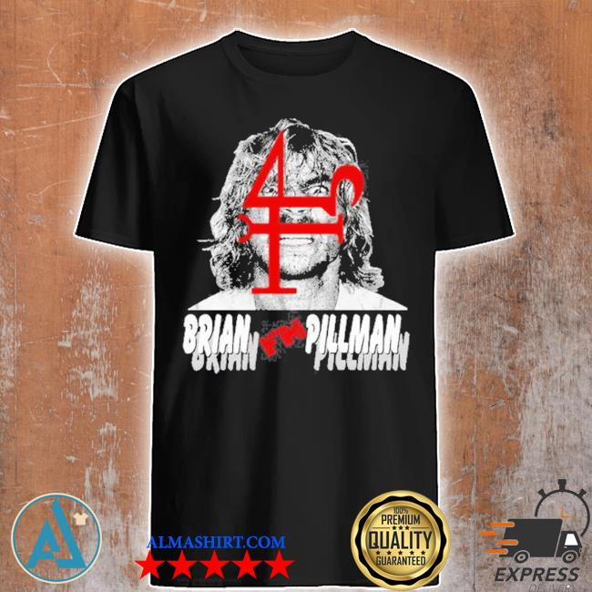 Brian f'n pillman the rogue horseman shirt