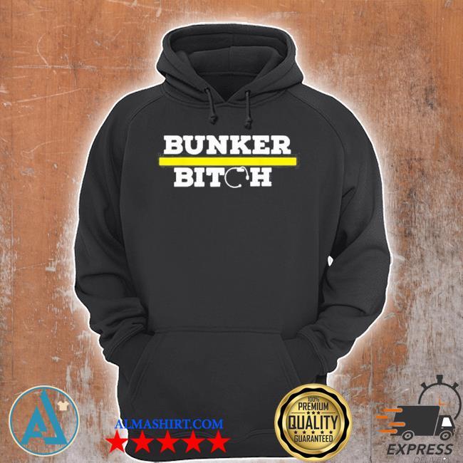 Bunker bitch s Unisex Hoodie