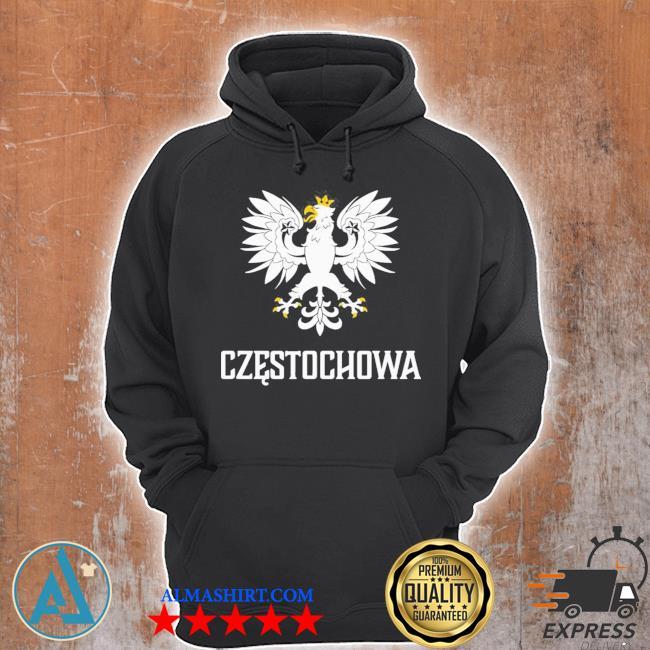 Czestochowa Poland polish polska new 2021 s Unisex Hoodie