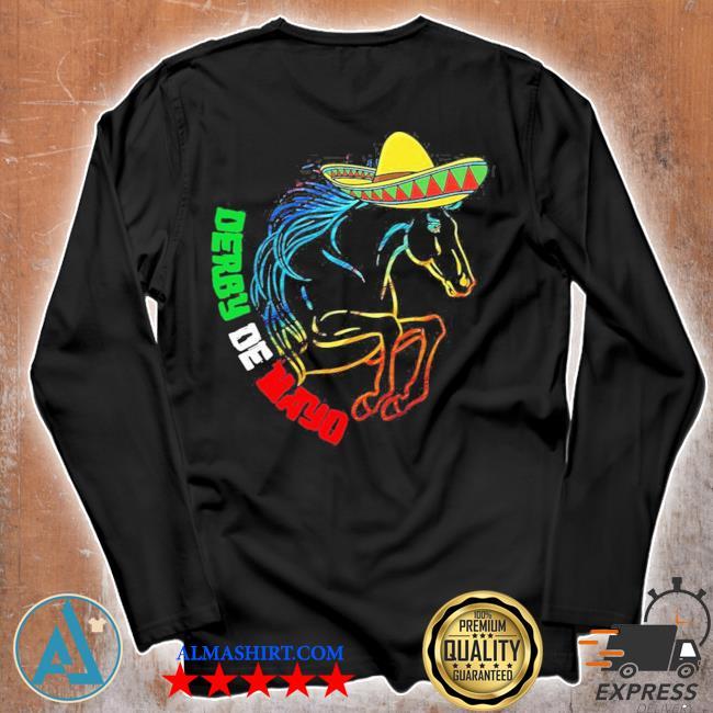 Derby de mayo Kentucky horse race Mexico new 2021 s Unisex longsleeve