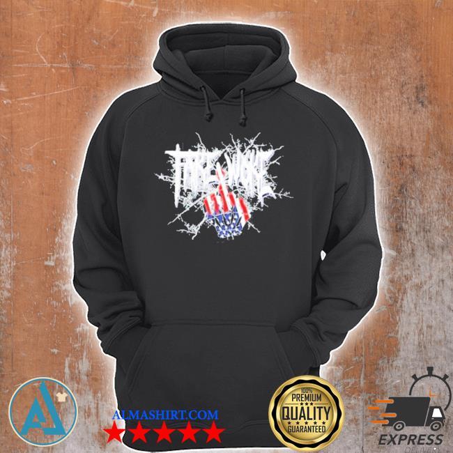 Fake woke champion American flag s Unisex Hoodie