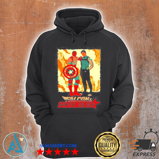 Falcon winter soldier captain America s Unisex Hoodie