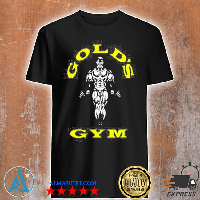 Golds gym muscle Joe shirt