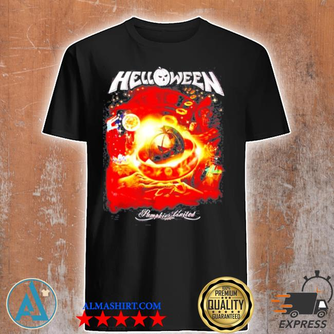 Helloween pumpkins united shirt