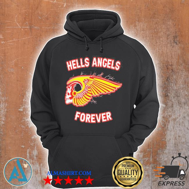 Hells angels forever 2021 s Unisex Hoodie