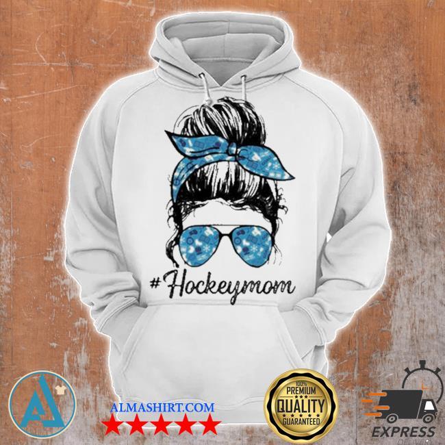 Hockey mom girl s Unisex Hoodie