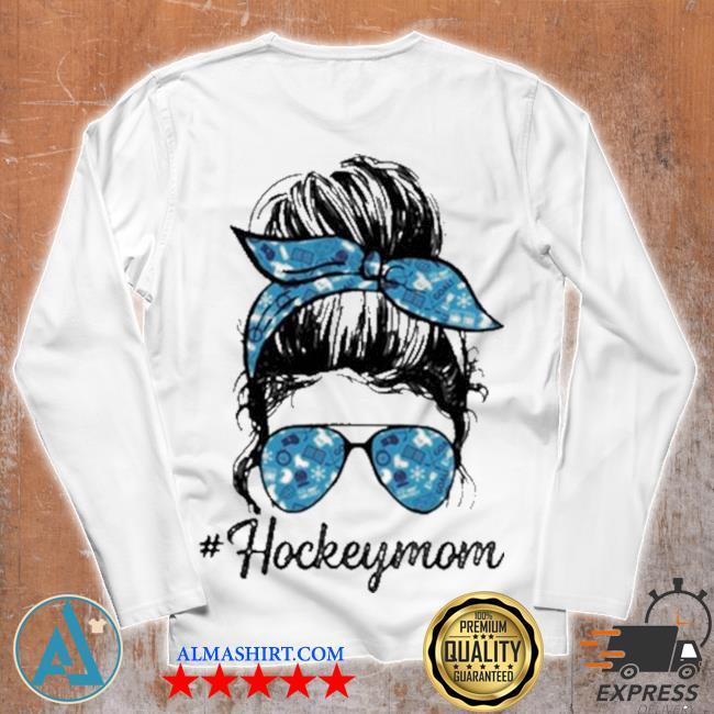 Hockey mom girl s Unisex longsleeve
