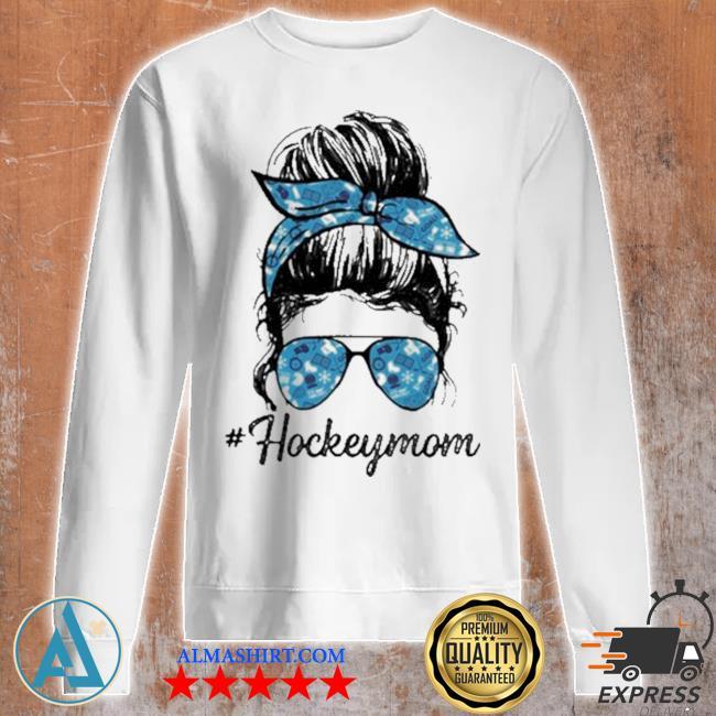 Hockey mom girl s Unisex sweatshirt