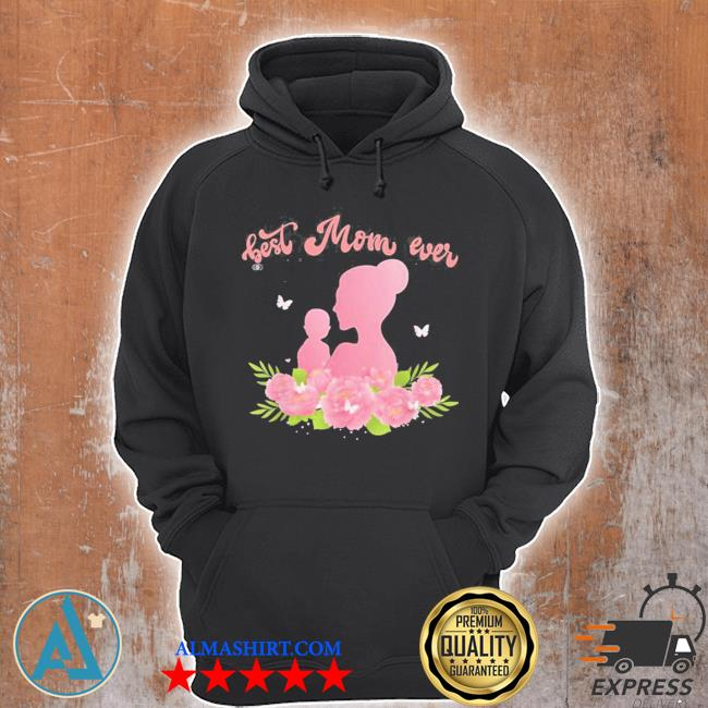 Ladies mother's day present super mum new 2021 s Unisex Hoodie