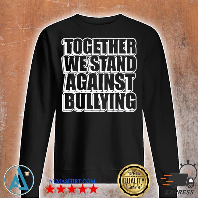 Mobbing prävention gemeinsam gegen mobbing s Unisex sweatshirt