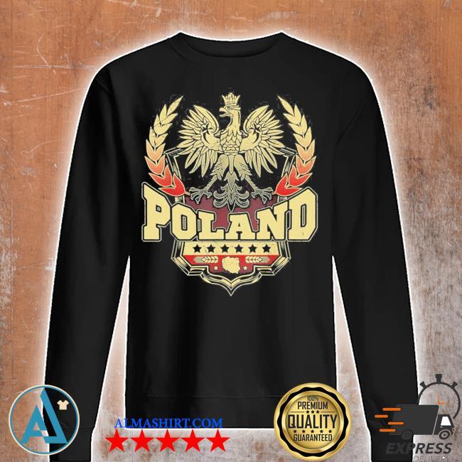 Polish pride eagle Poland dyngus day parade roots farm new 2021 s Unisex sweatshirt