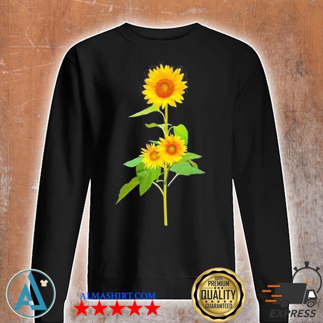 Sunflower flower garden yellow girasol flor new 2021 s Unisex sweatshirt