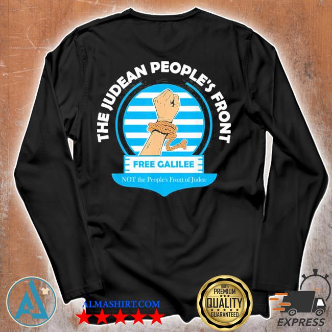 The judean people's front new 2021 s Unisex longsleeve
