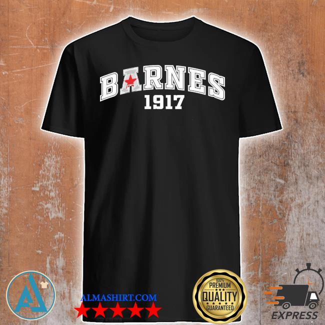 Barnes 1917 Shirt