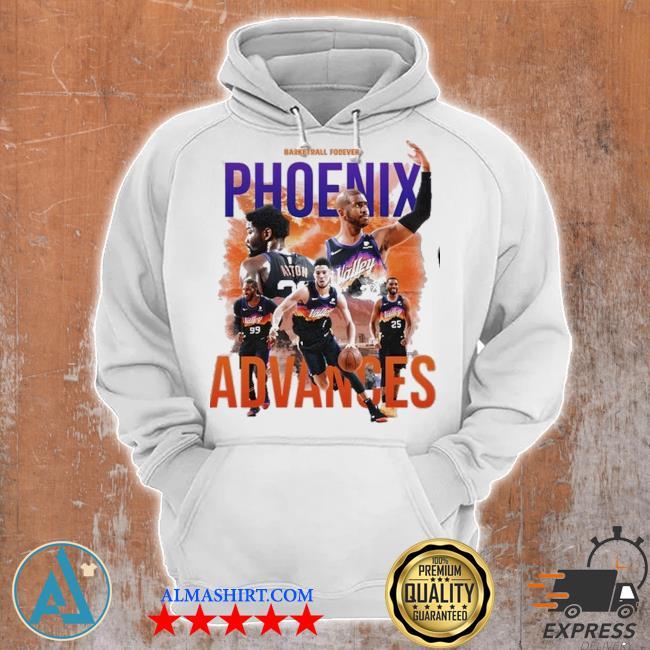 Basketball forever phoenix advances s Unisex Hoodie