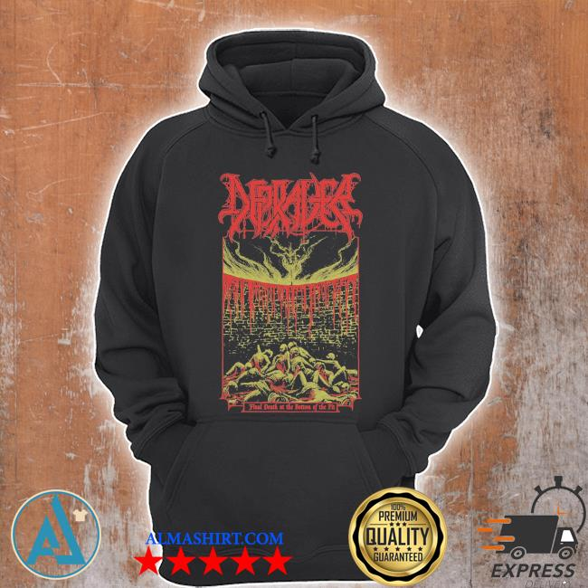 Final death at the bottom of the pit s Unisex Hoodie