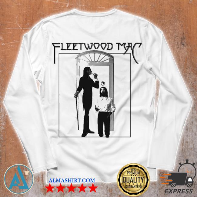 Fleetwood mac - parody s Unisex longsleeve