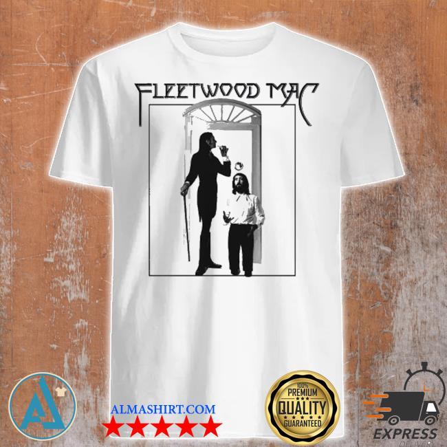 Fleetwood mac - parody shirt