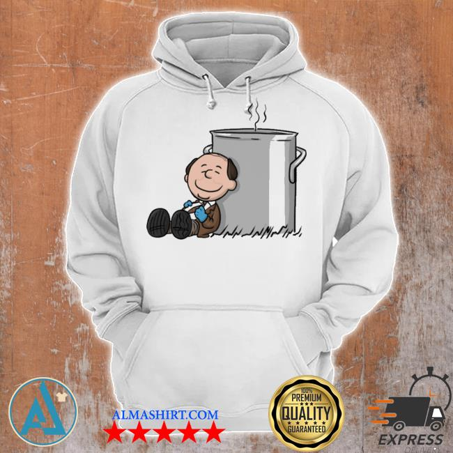 Chilly Brown s Unisex Hoodie