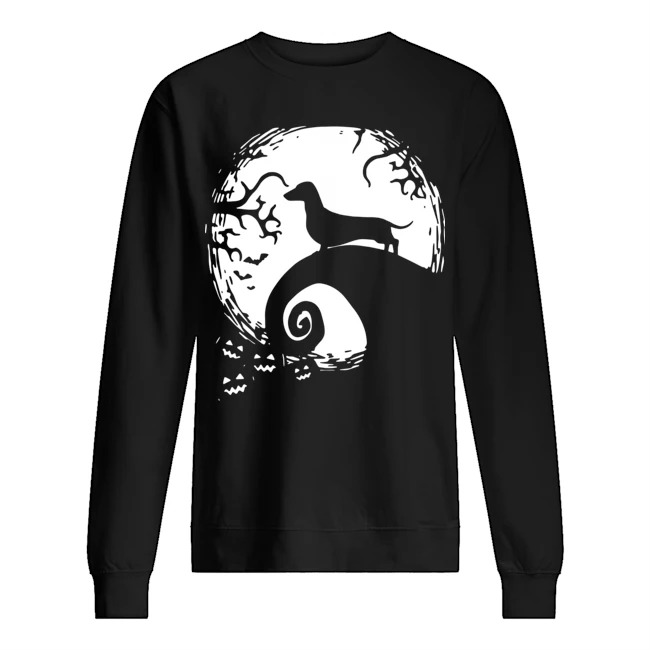 Dachshund nightmare before Christmas Sweater