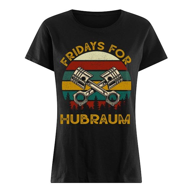 Fridays for Hubraum vintage Ladies shirt