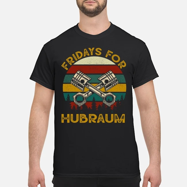Fridays for Hubraum vintage shirt