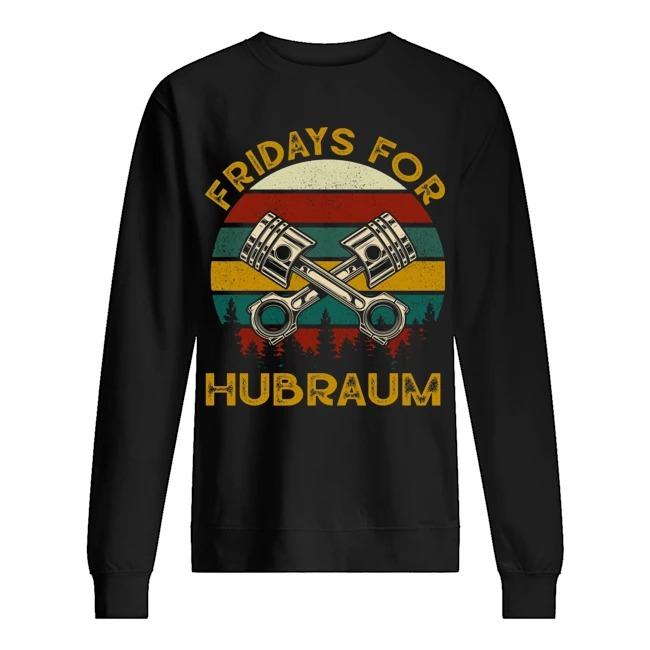 Fridays for Hubraum vintage Sweater