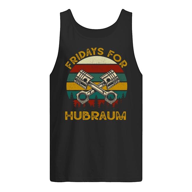 Fridays for Hubraum vintage Tank Top